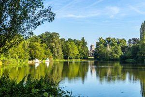 Schlosspark Schwetzingen - Parks und Gärten Deutschlands