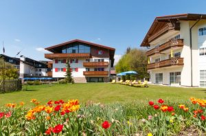 Golferlebnis - Kurzarrangement Parkhotel Frank Oberstdorf