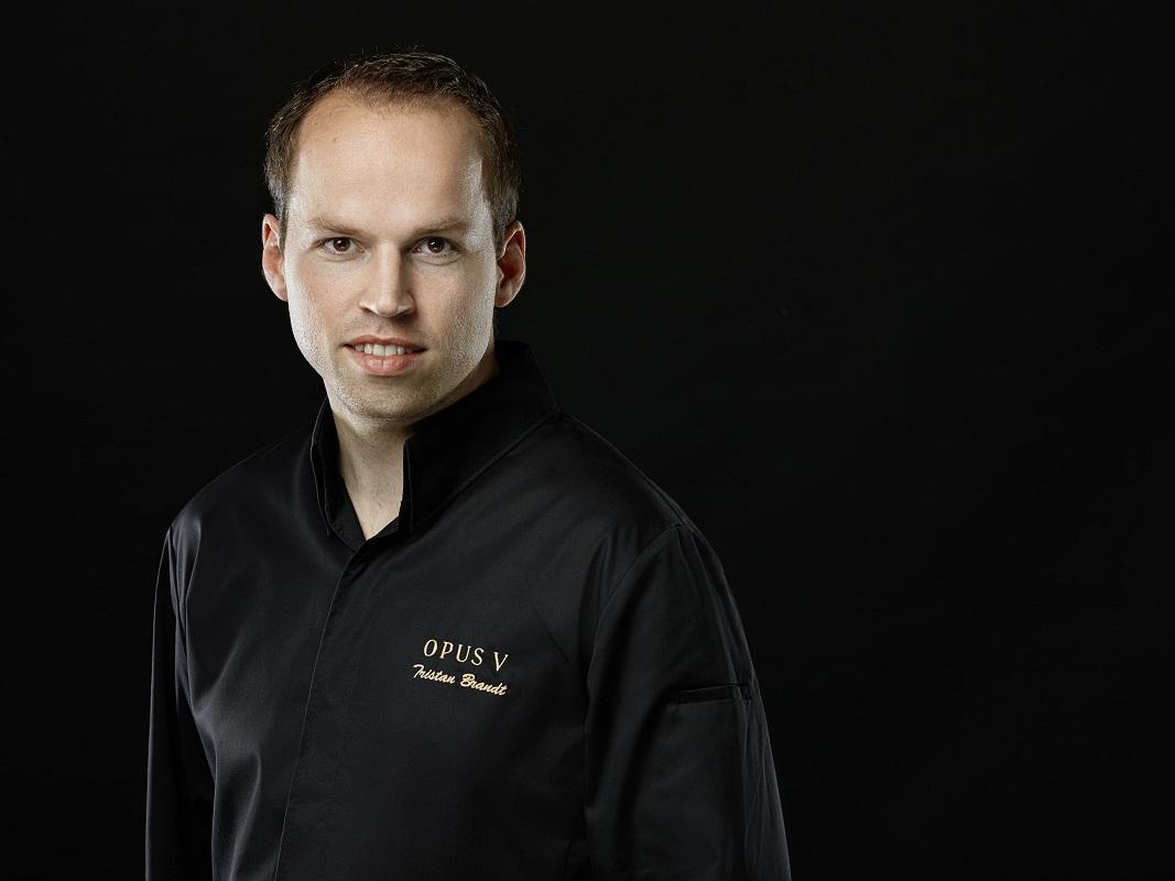 Portrait Tristan Brandt