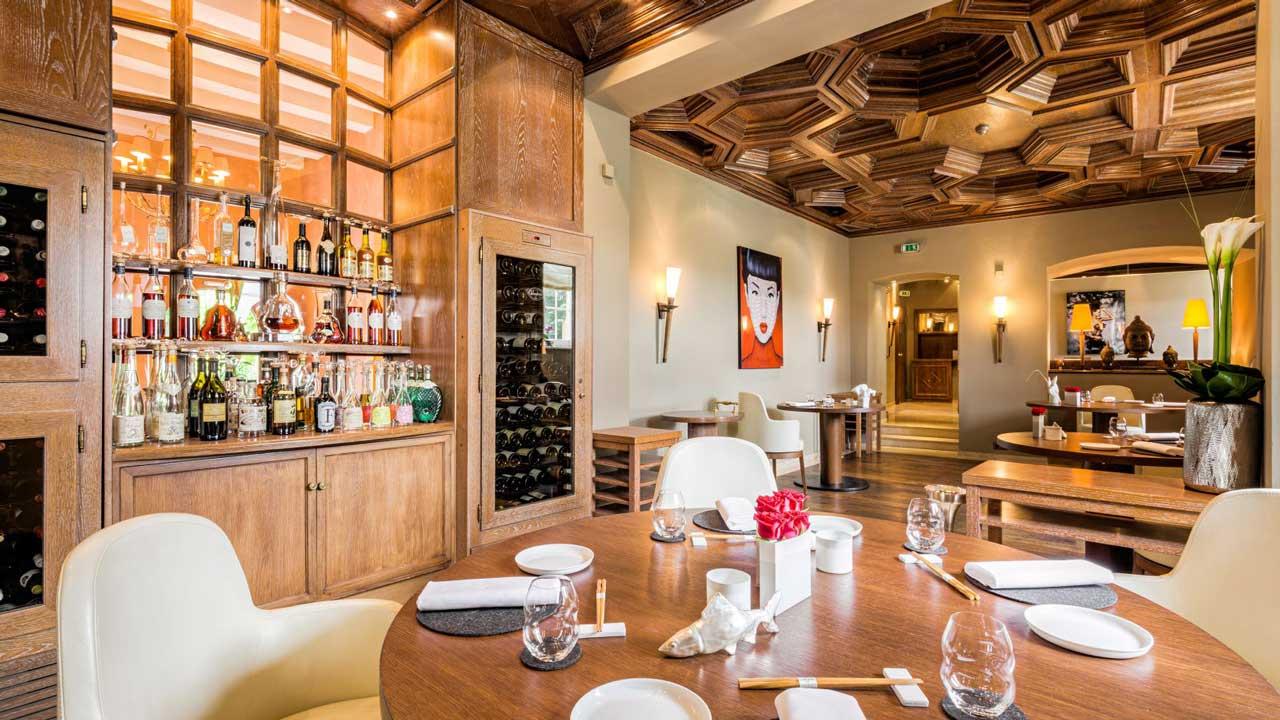 Restaurantansicht Victor´s FINE DINING in Perl