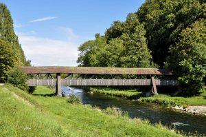 Brücke über die Wutach - 3Welten-Radweg