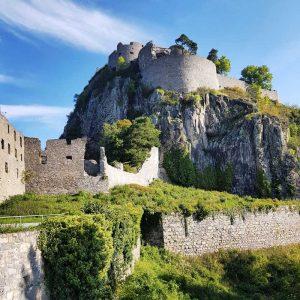 Festung Hohentwiel - 3Welten-Radweg