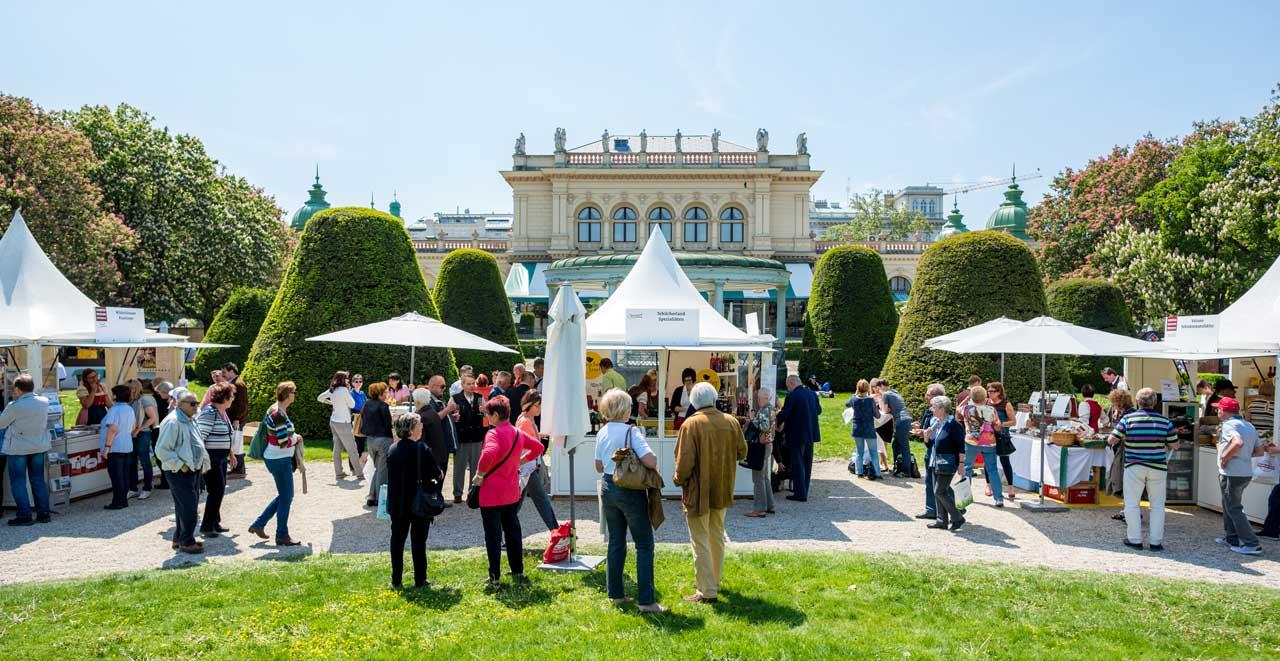 Genussfestival im Wiener Stadtpark
