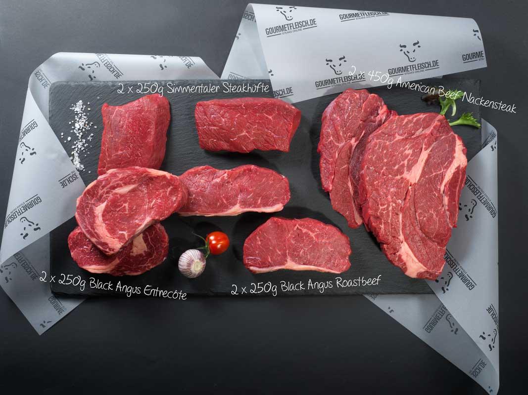 Gourmetpaket BBQ