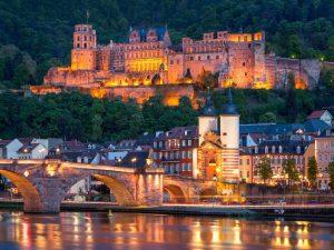 2. Heidelberger Gourmet Festival auf dem Schloss