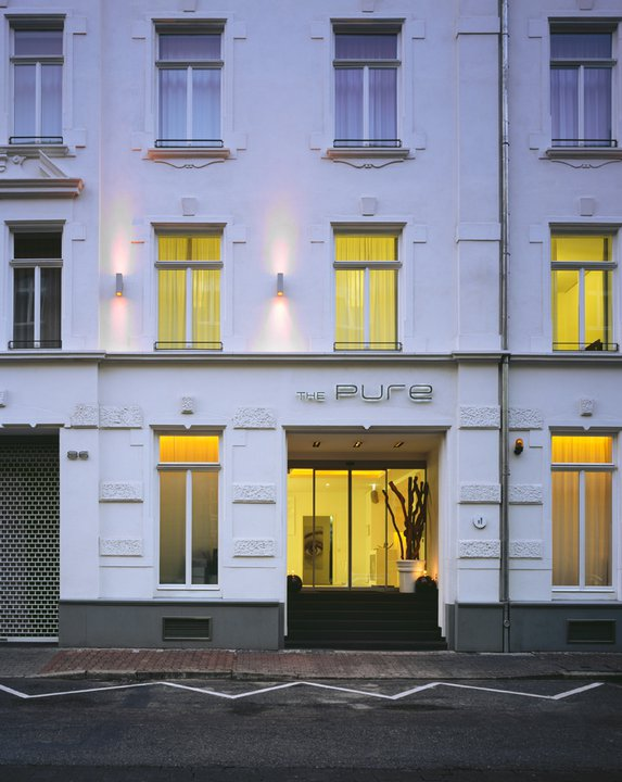 Hotel The Pure, Frankfurt am Main - Hotels mit Charakter
