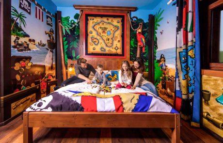 Pirateninsel Hotel LEGOLAND, Elternzimmer