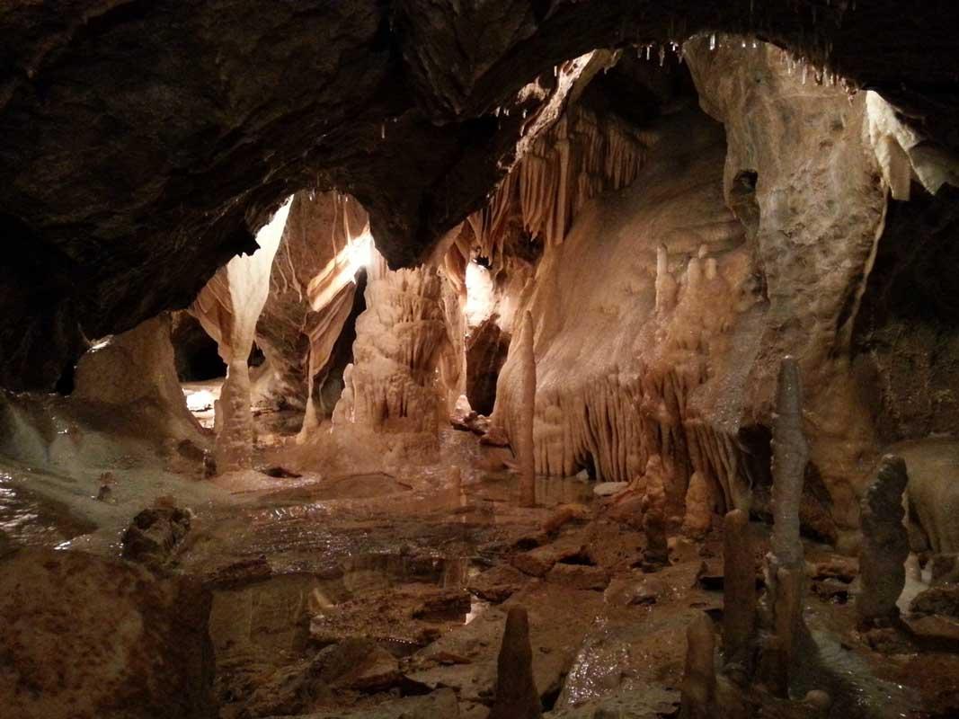 Atta-Höhle - Höhlen und Schaubergwerke, Sauerland