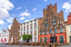 Greifswald - Östlicher Backstein-Rundweg