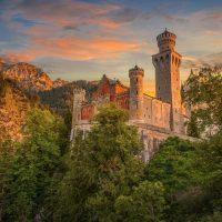 Schloss Neuschwanstein - Burgen und Schlösser