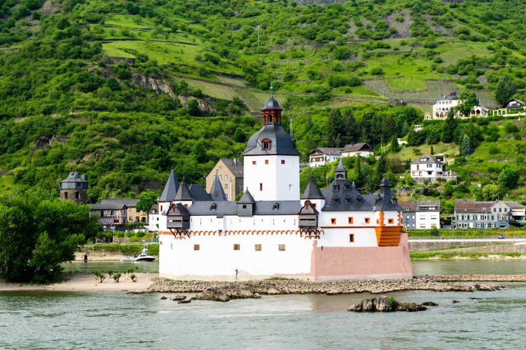 Burg Pfalzgrafenstein - Burgen und Schlösser