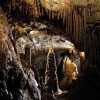 Dechenhöhle, Kaiserhalle - Höhlen und Schaubergwerke