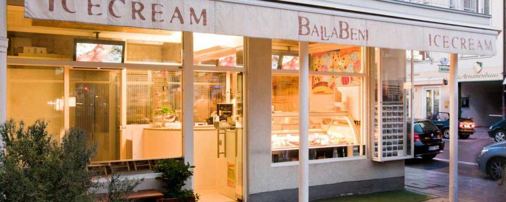 Ballabeni München - Eisdielen