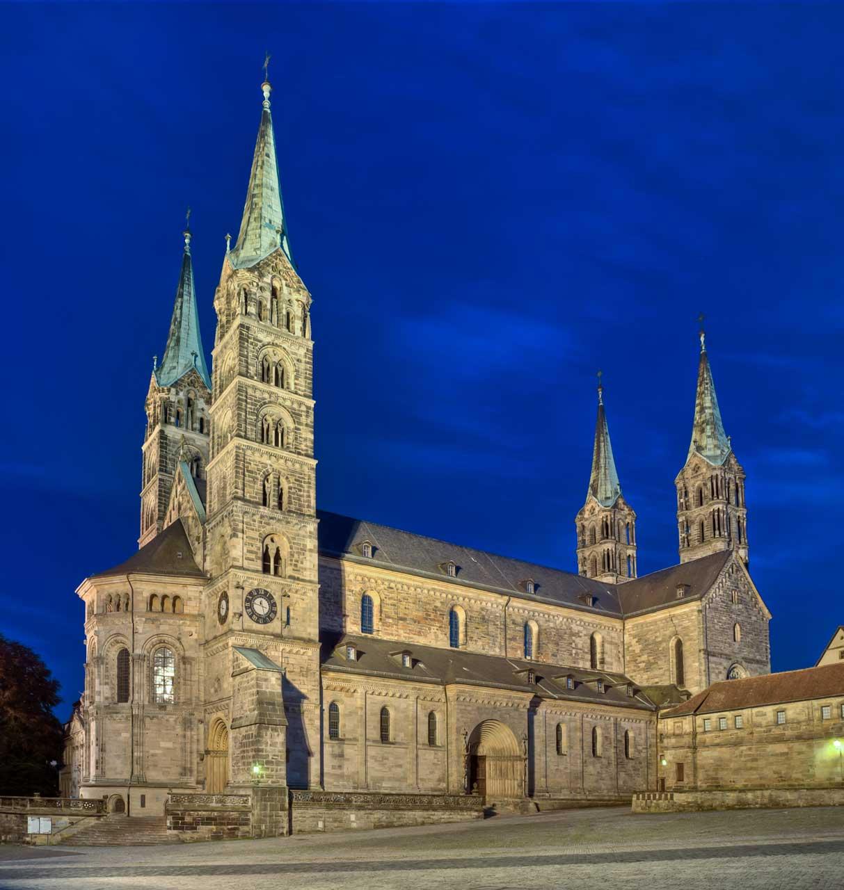Bamberger Dom - Die schönsten Kirchen Deutschlands