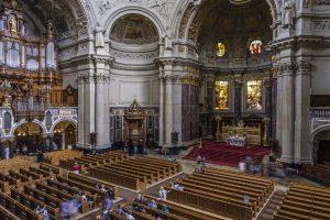 Berliner Dom, innen - Die schönsten Kirchen Deutschlands