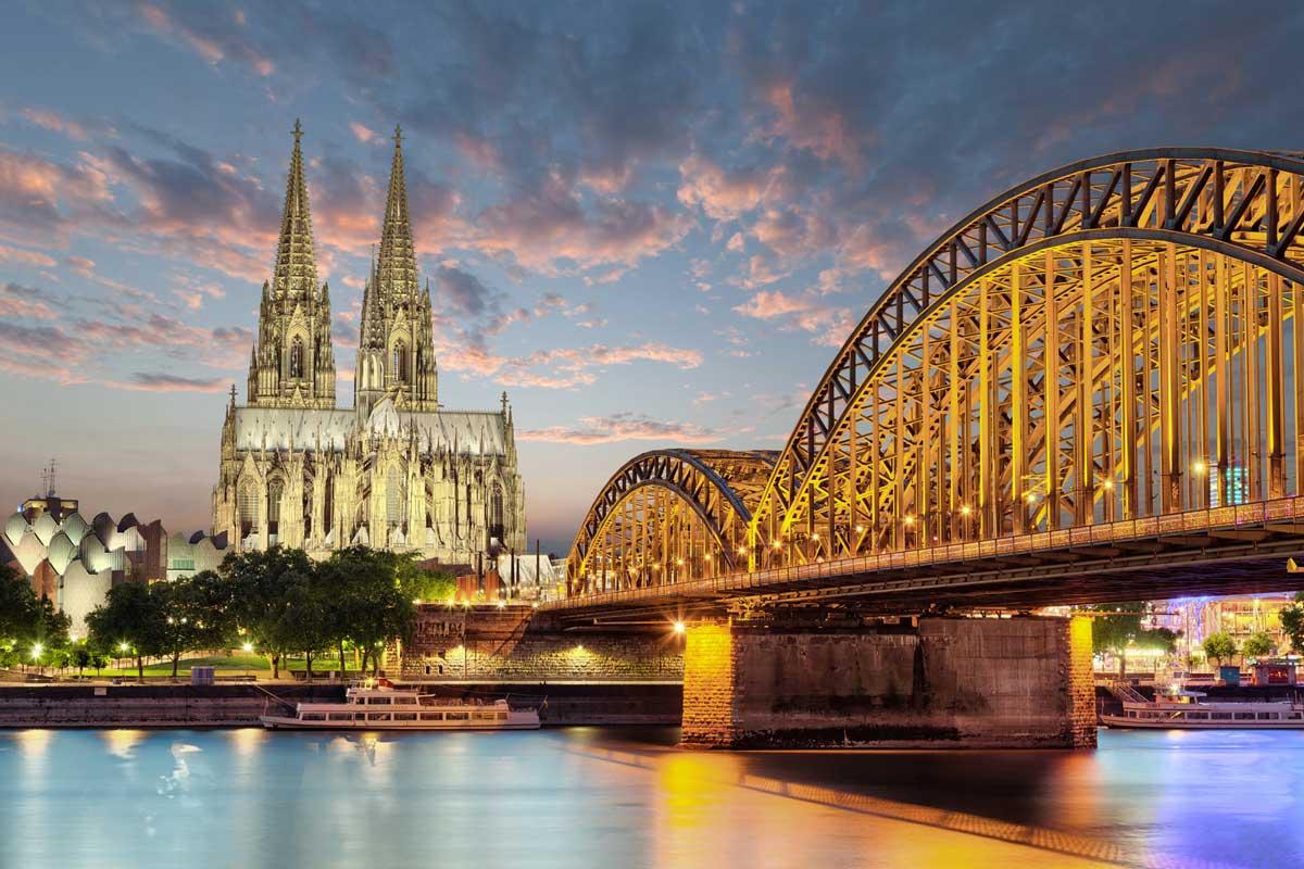 Kölner Dom - Die schönsten Kirchen Deutschlands