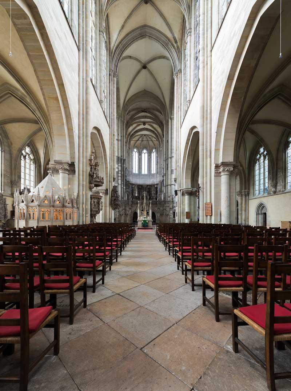 Magdeburger Dom, innen - Die schönsten Kirchen Deutschlands
