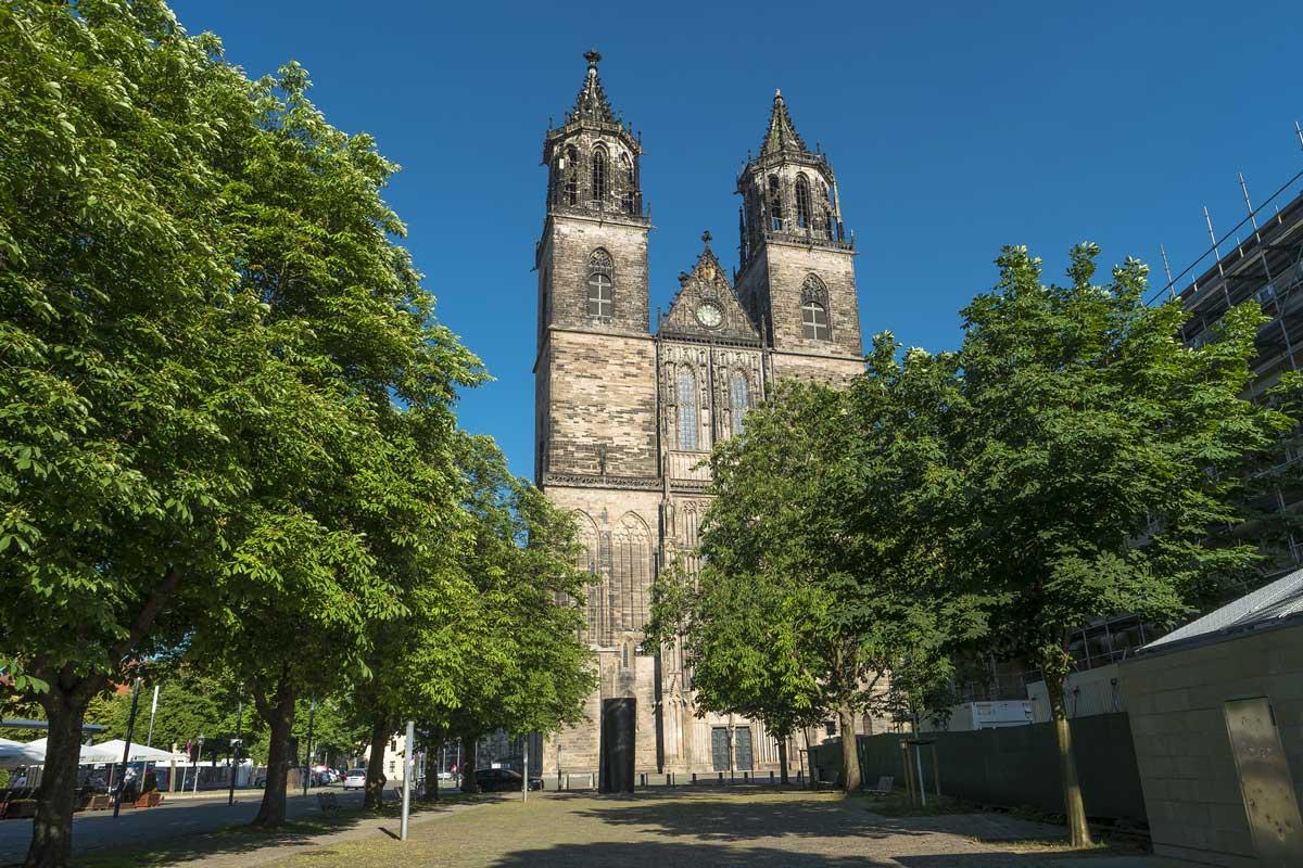 Magdeburger Dom - Die schönsten Kirchen Deutschlands