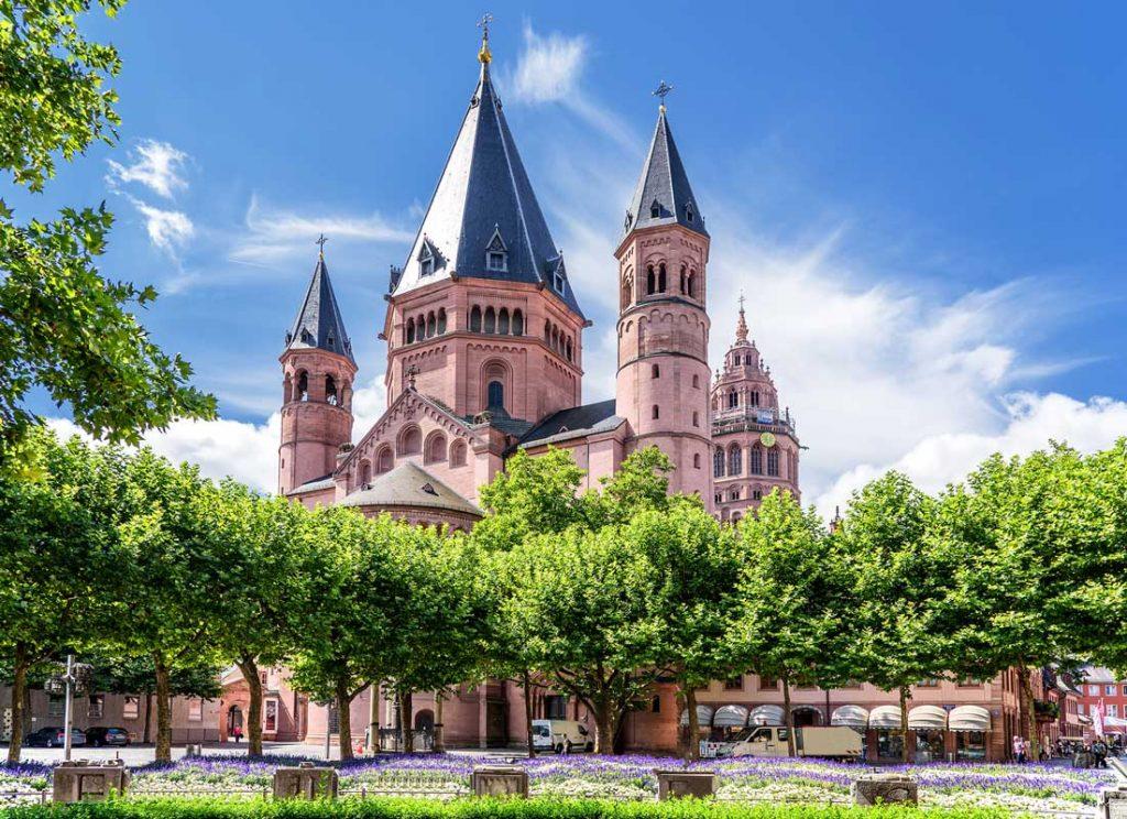 Mainzer Dom - Die schönsten Kirchen Deutschlands