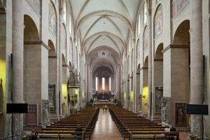 Mainzer Dom, innen - Die schönsten Kirchen Deutschlands