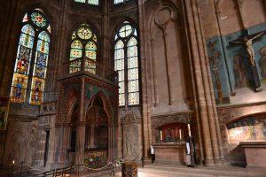 Elisabethkirche Marburg, innen - Die schönsten Kirchen Deutschlands