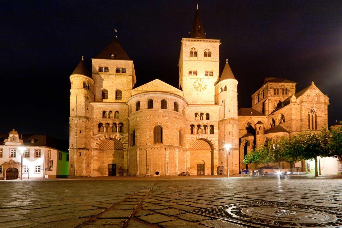 Trierer Dom - Die schönsten Kirchen Deutschlands