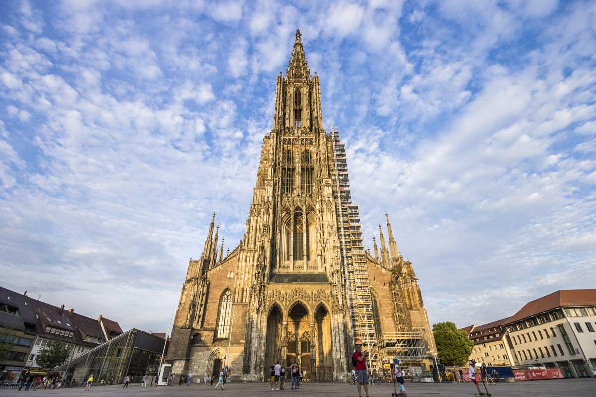 Ulmer Münster - Die schönsten Kirchen Deutschlands
