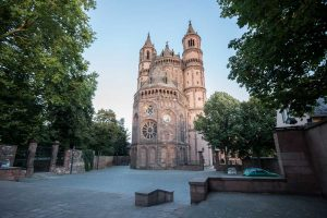 Wormser Dom - Die schönsten Kirchen Deutschlands - Rhein-Radweg