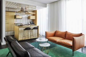 Suite im Hotel Roomers, München - Hotels mit Charakter
