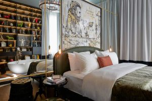 Suite im Hotel Sir Savigny, Berlin - Hotels mit Charakter