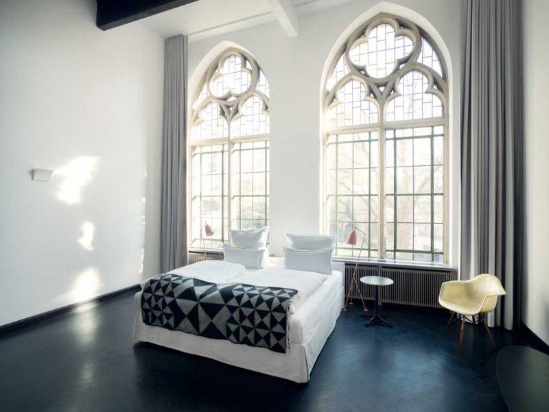 Zimmer im Hotel The Qvest, Köln - Hotels mit Charakter