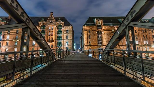 Speicherstadt Hamburg - Reisevorbereitungen