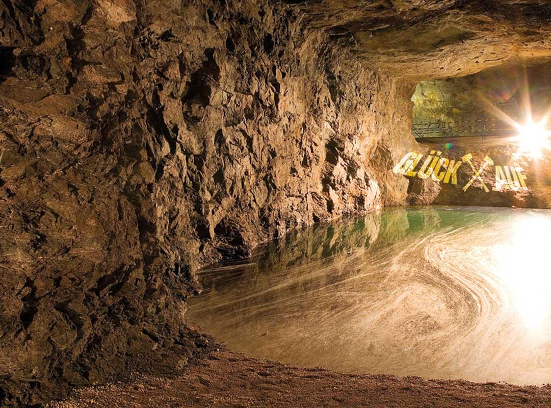 Zinnkammern Pöhla - Höhlen und Schaubergwerke