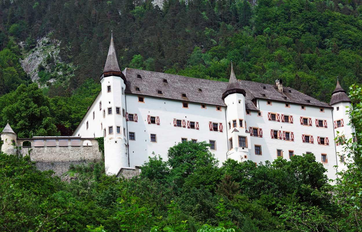 Schloss Tratzberg - Achensee