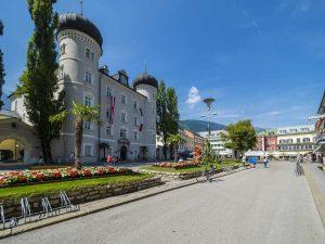 Rathaus in Lienz - Weißensee