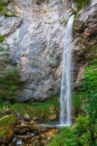Wildensteiner Wasserfall - Klopeiner See