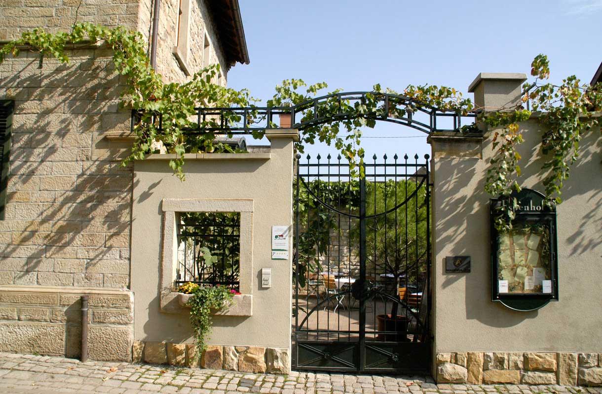 Weingut Espenhof in der Pfalz