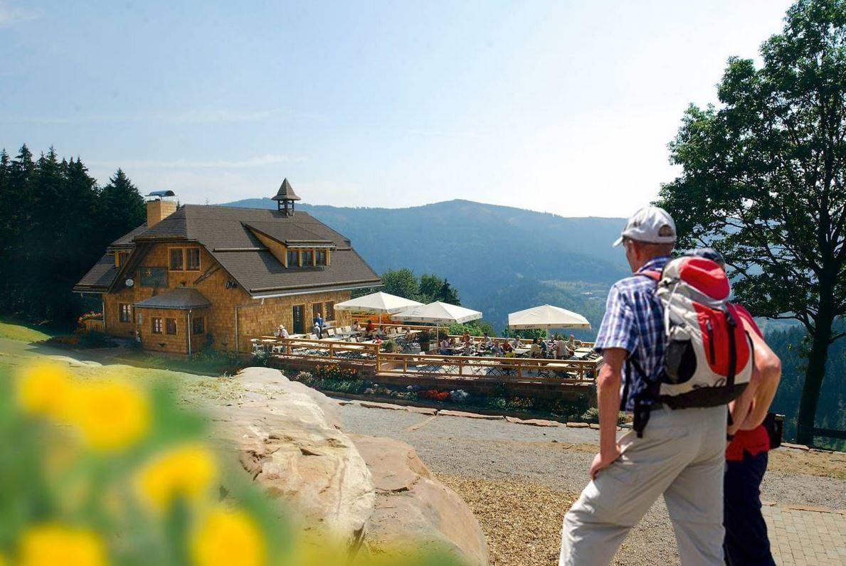 Renchtalhütte im Schwarzwald