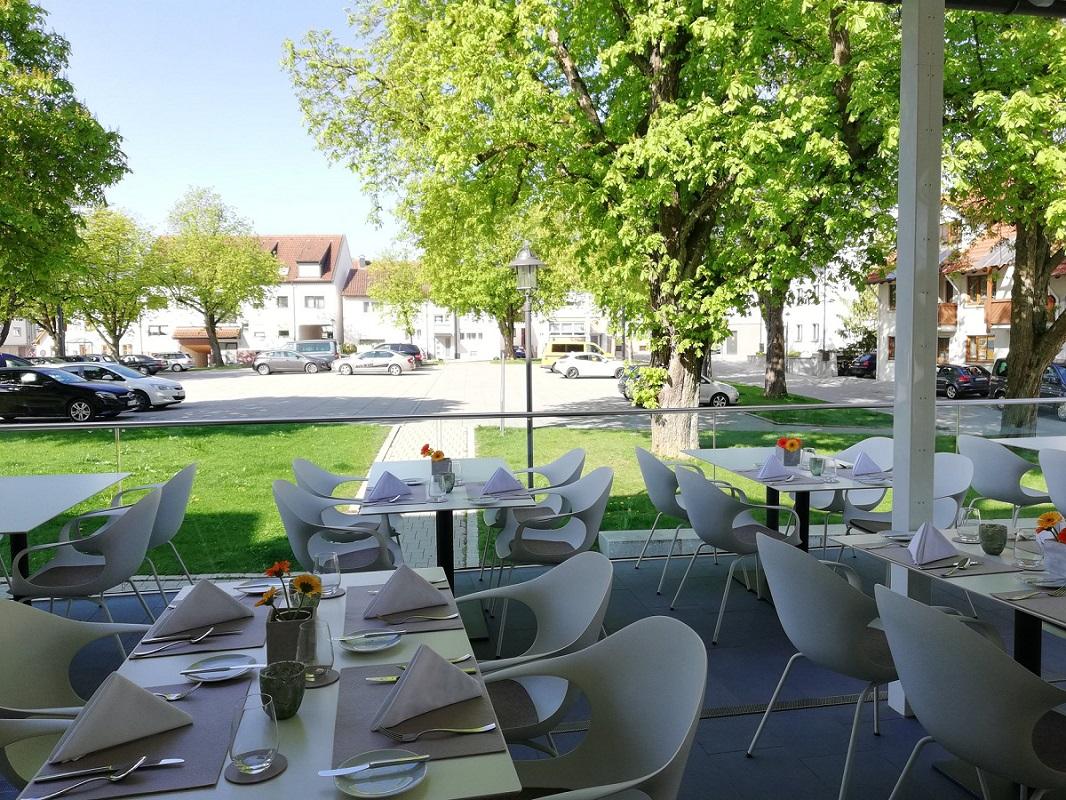 Gasthof Zum Bad in Langenau