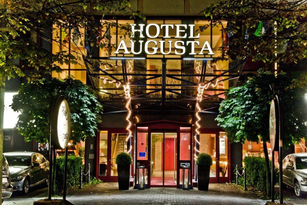 Hotel Augusta, Augsburg