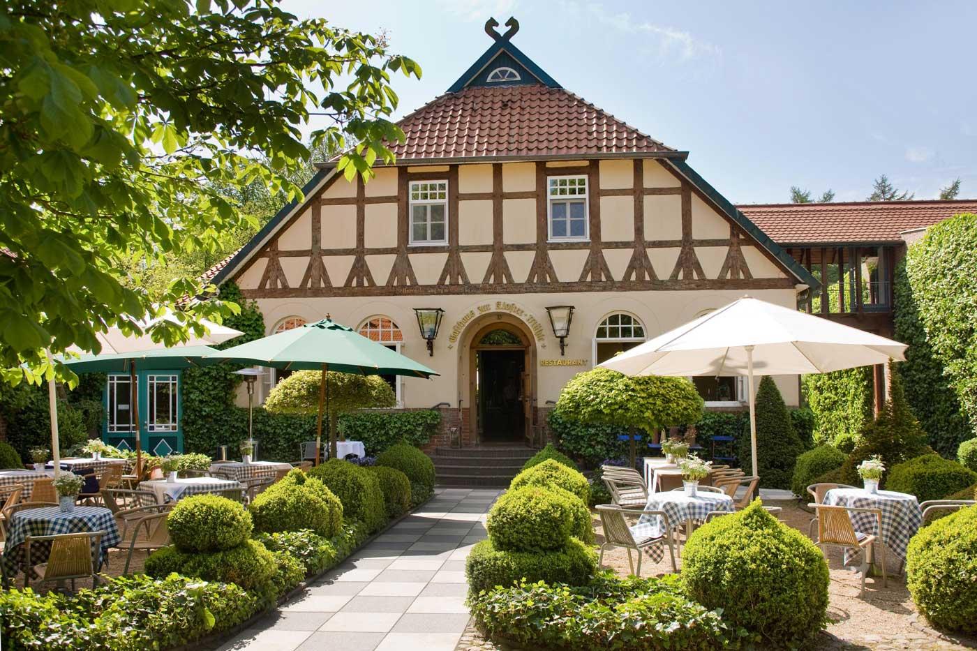 Zur Kloster-Mühle, Lüneburger Heide