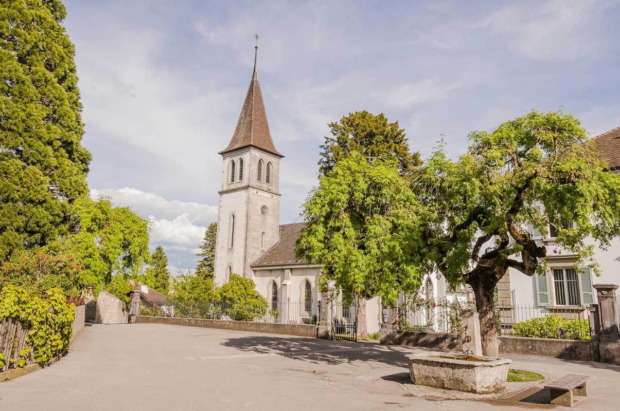 Altstadt von Murten - Murtensee