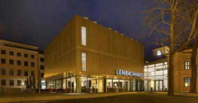 Ella Lenbachhaus Außenansicht