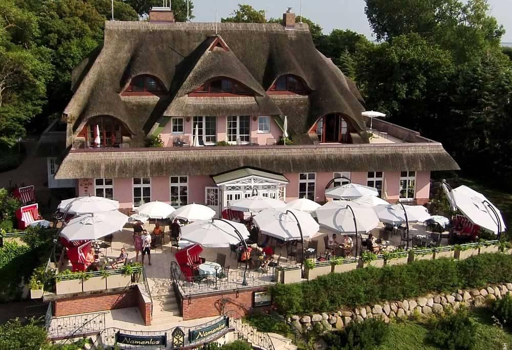 Romantik Hotel Namenlos, Ahrenshoop