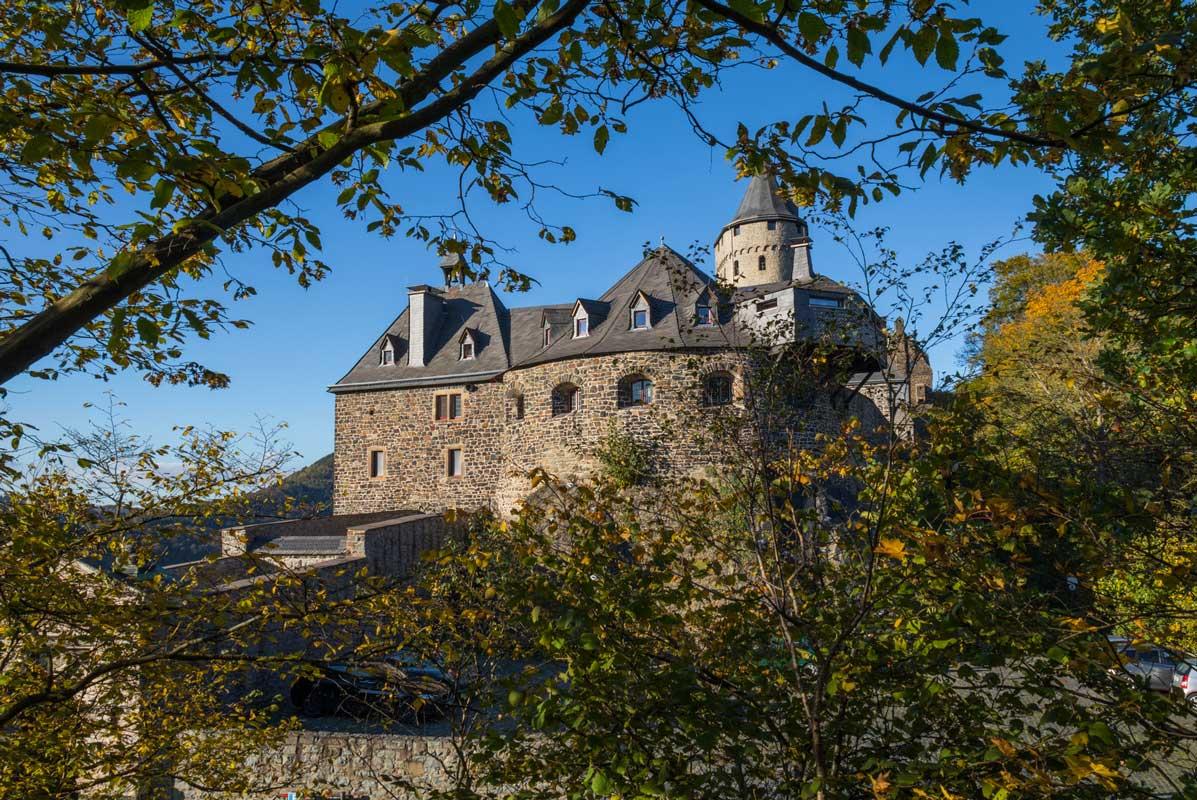 Burg Altena - Sauerland-Höhenflug