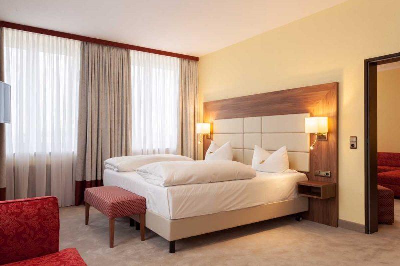 Suite im Hotel Augusta
