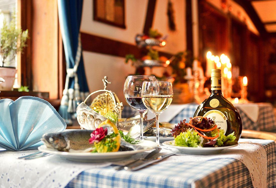 Restaurants in der Rhön