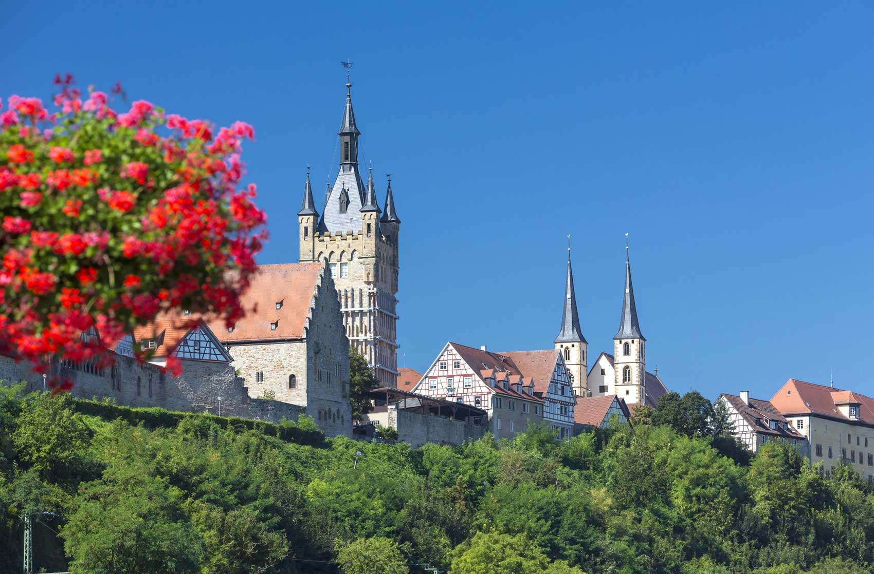 Neckartal / Schwäbisches Burgenland