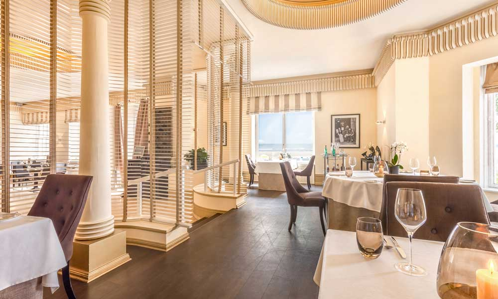 Gourmetrestaurant Balthazar - Genuss-Adressen an der Ostsee