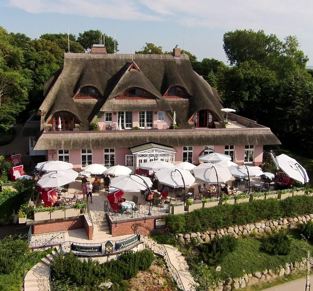 Restaurant im Romantik Hotel Namenlos & Fischerwiege, Ahrenshoop
